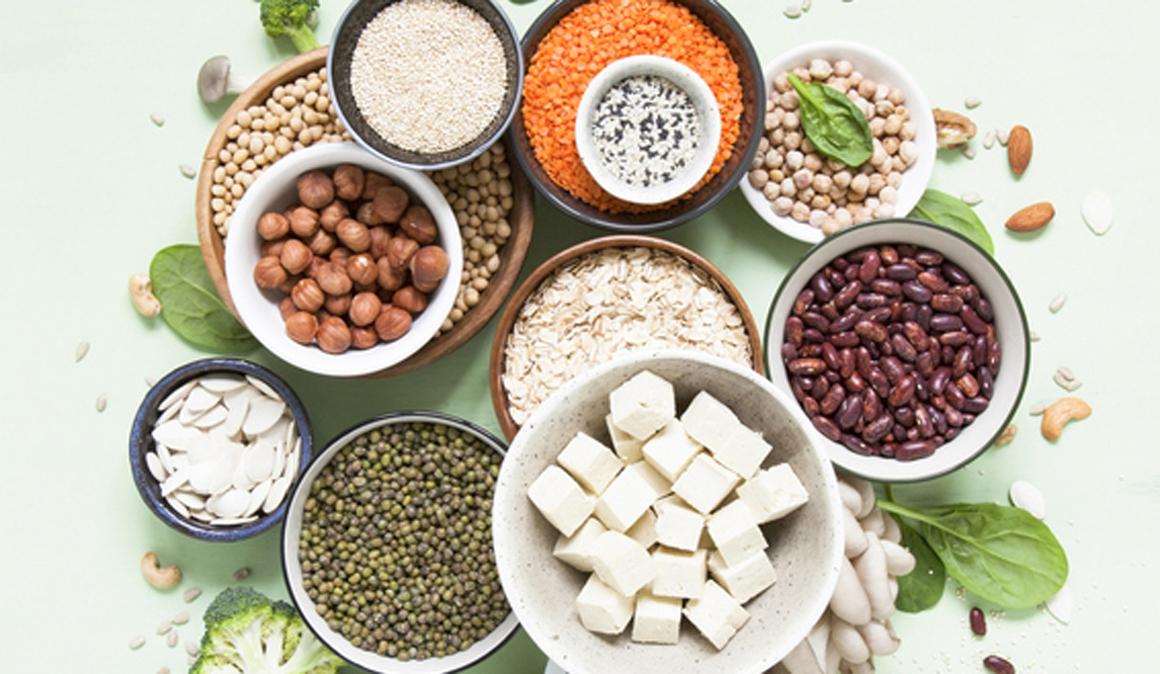 Alimentos ricos en calcio vegetal