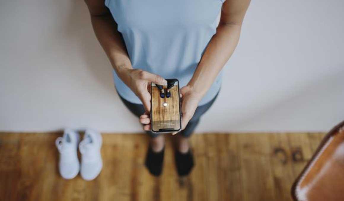La app que sabe tu talla exacta de zapatillas