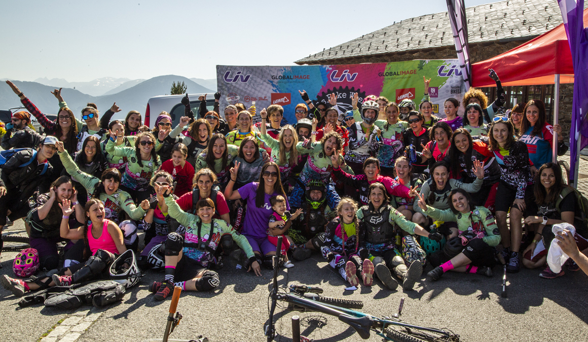 Llega la Sexta Edición del Girls Bike Weekend