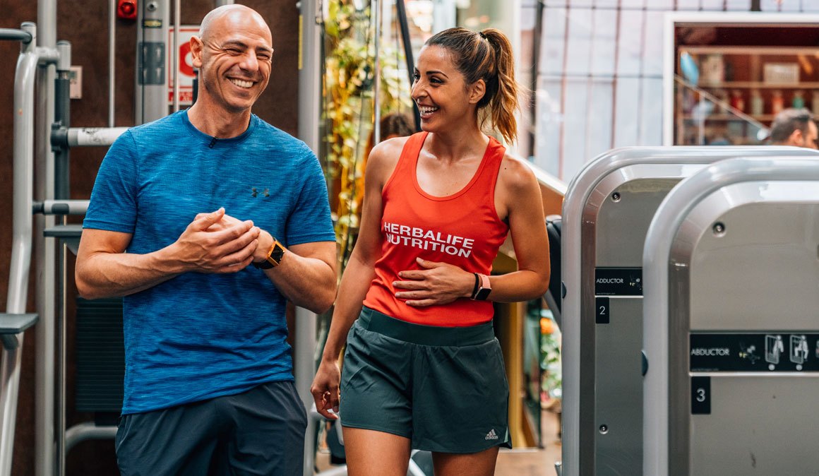 ¡Empieza el Reto Sport Life by Herbalife! ¡Rumbo al maratón Ciudad del Cabo con Noemí de Miguel!