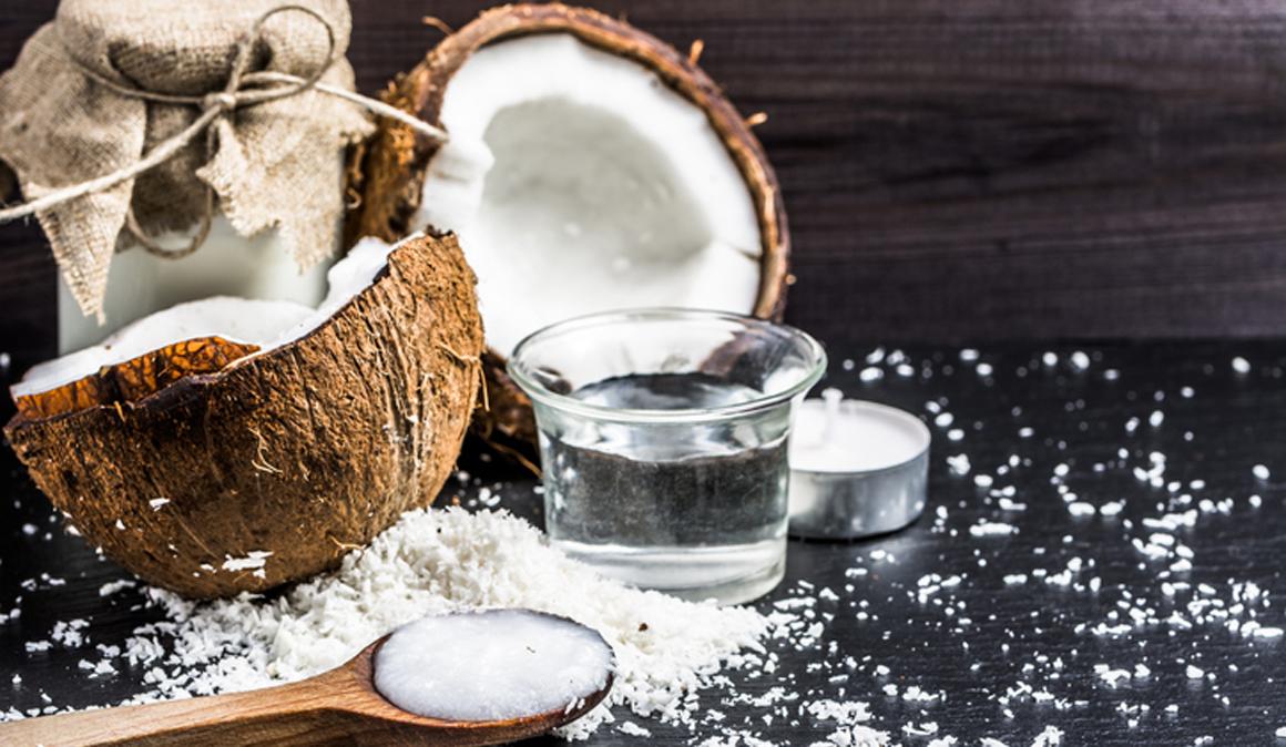 Propiedades del aceite de coco para la piel y el pelo