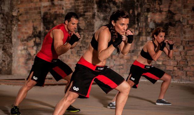 Gran festival de fitness en Madrid a favor de la Fundación Aladina