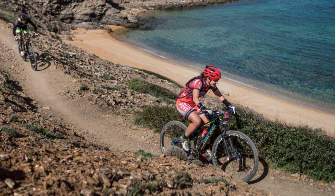Pedalear en la España vacía