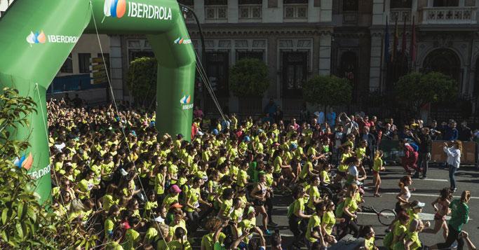 """Carrera """"Oviedo en forma por la Igualdad"""""""