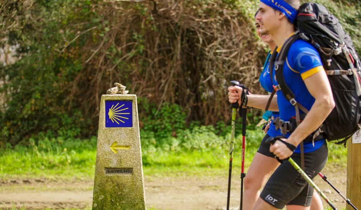 La guía para El Camino de Santiago francés
