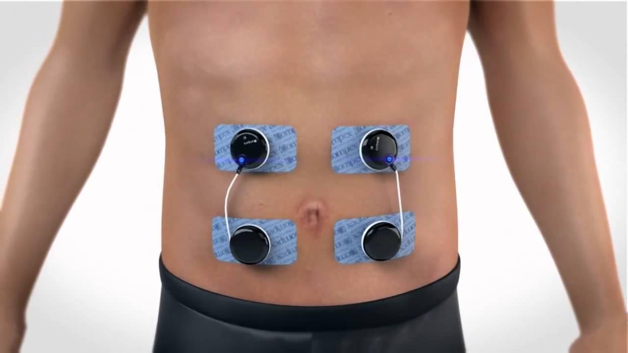 Electroestimulación para perder peso