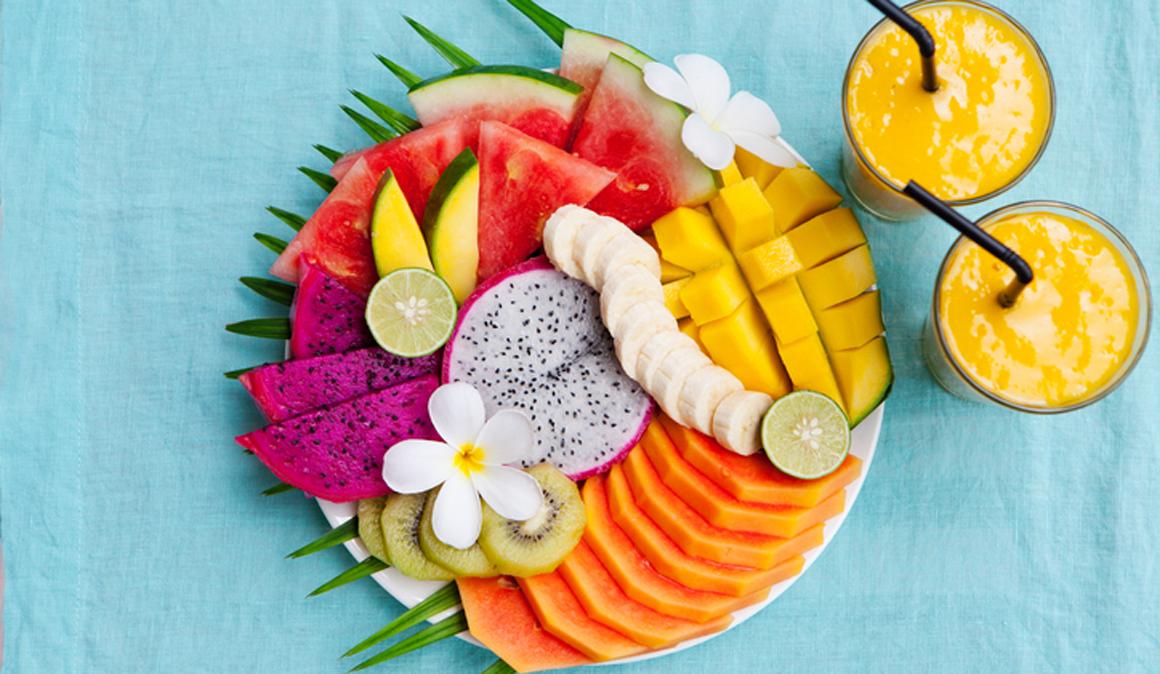 Las mejores frutas tropicales