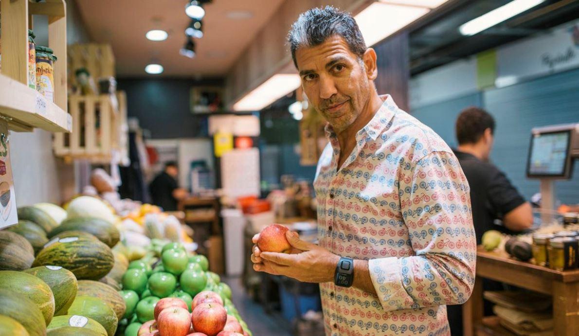 El divertido taller de cocina saludable para niños de Paco Roncero