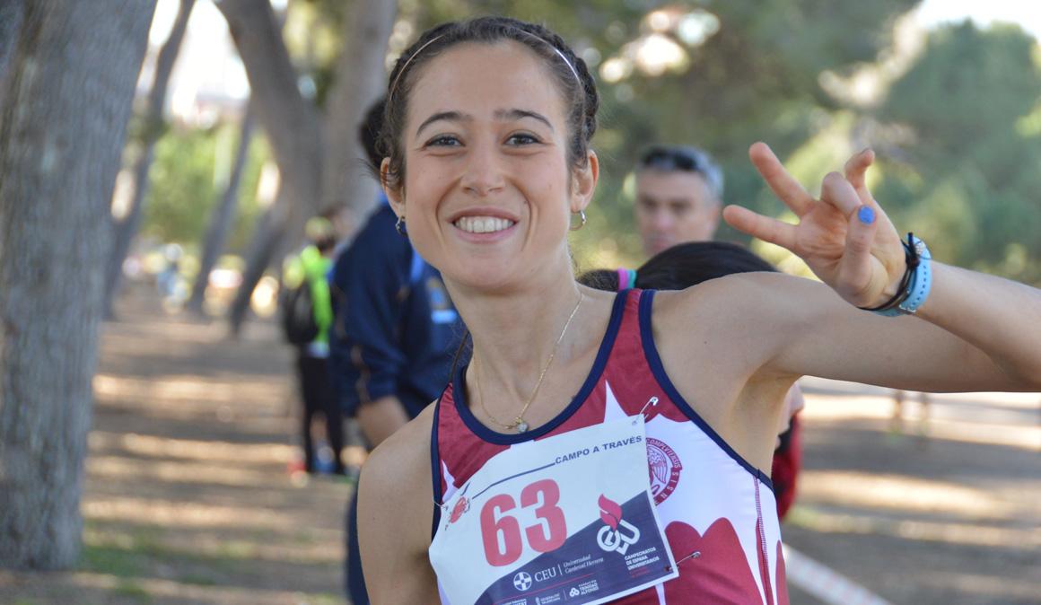 Descubriendo a Helena García Escudero, atleta polifacética en #mujeresqueinspiran