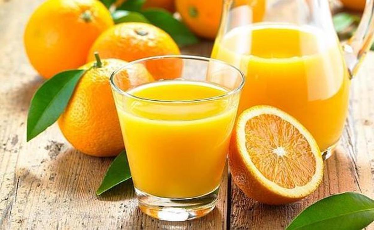Las vitaminas no escapan del zumo de naranja