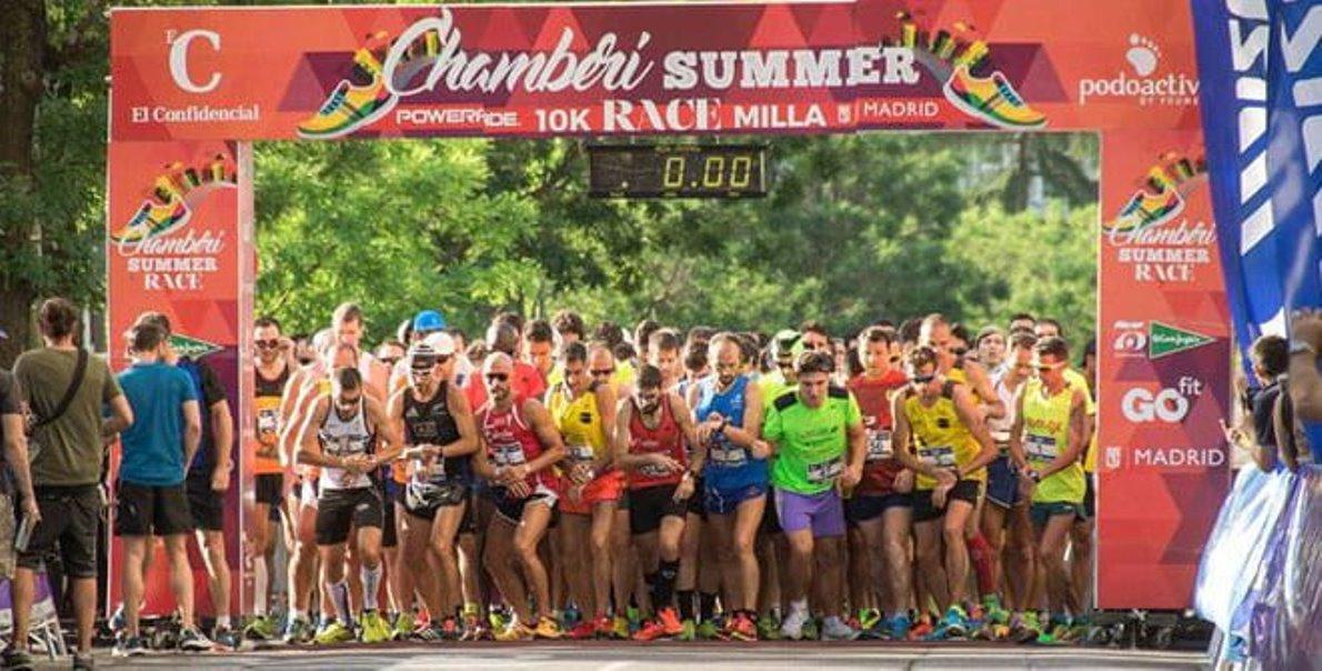 La carrera del verano en Madrid