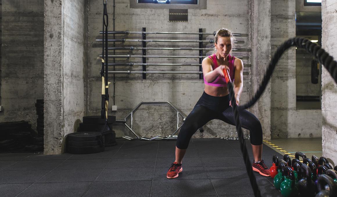 Para reducir grasa, mejora la flexibilidad metabólica