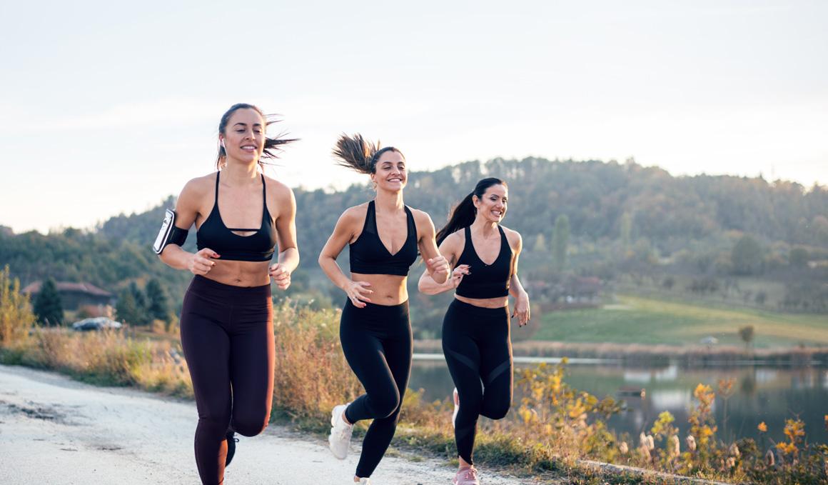 Corre para disfrutar y conseguirás correr toda la vida con motivación