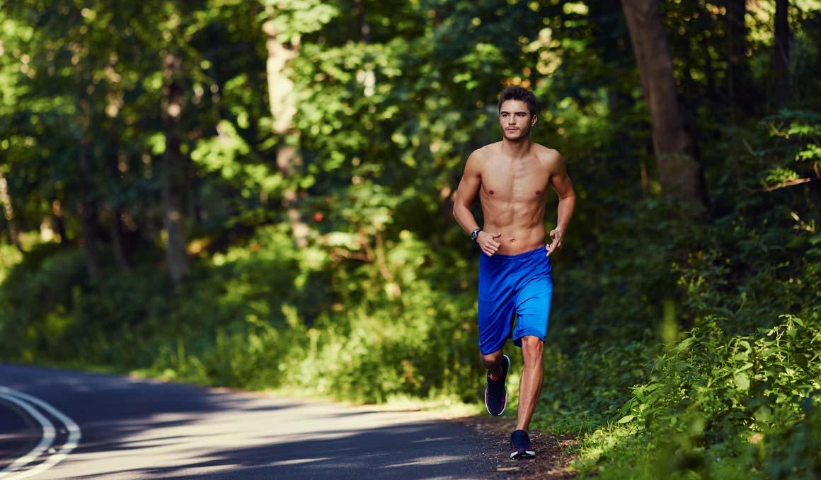 Abdominales para mejorar como corredor