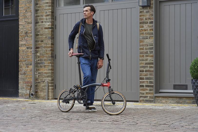 La bici plegable para correr el Tour de Francia