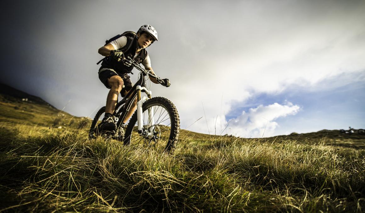 Mountain bike, así han cambiado en 20 años
