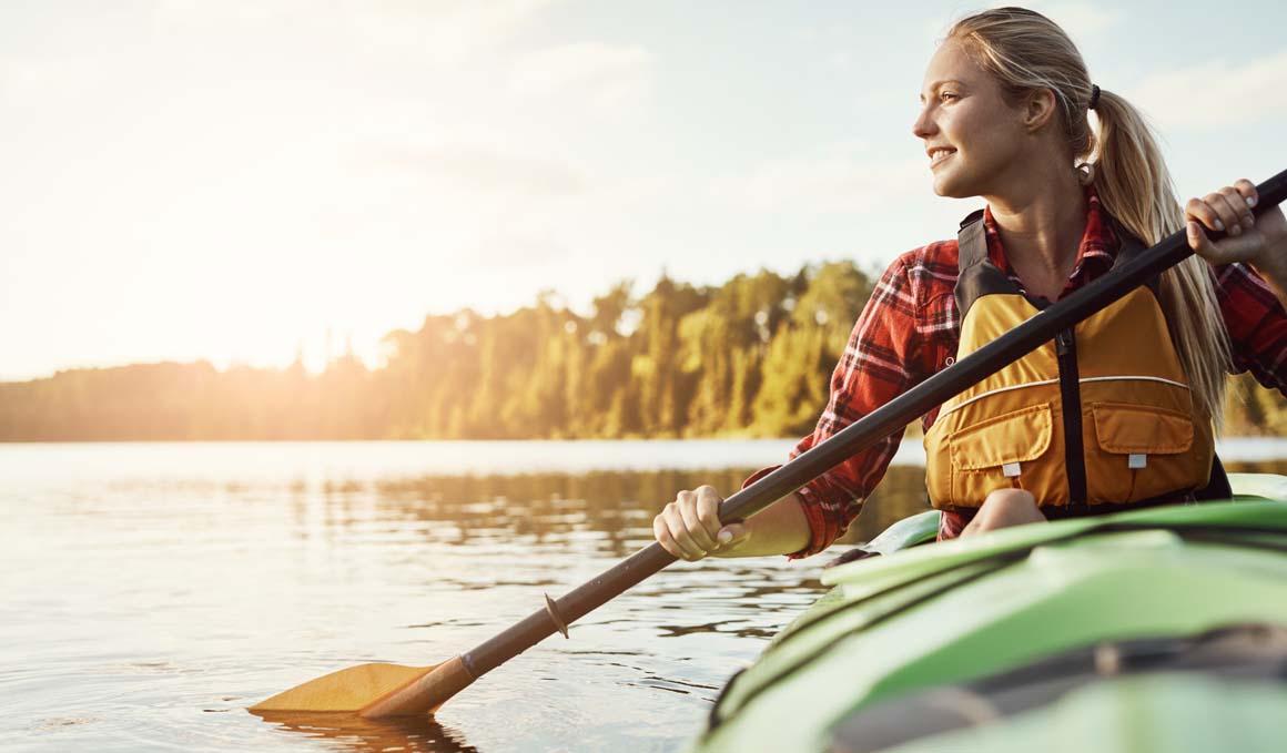 kayak, ¿nos sacamos el carnet?