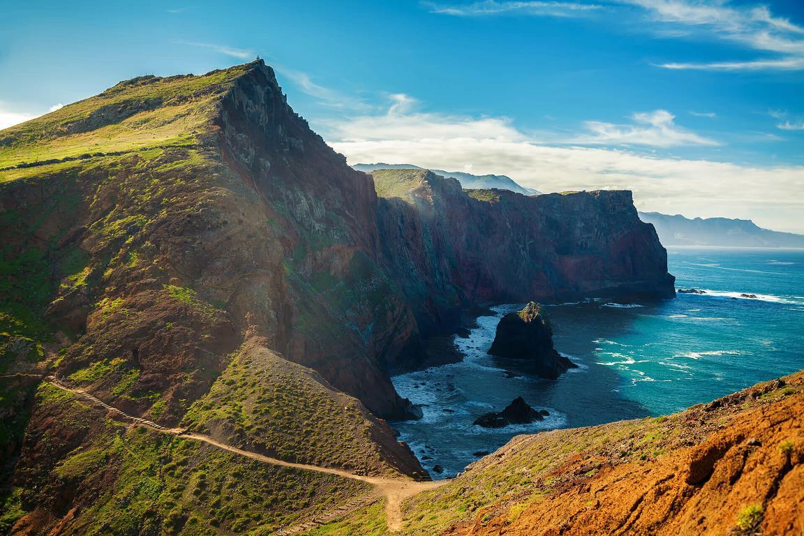 Yoga y senderismo en Madeira