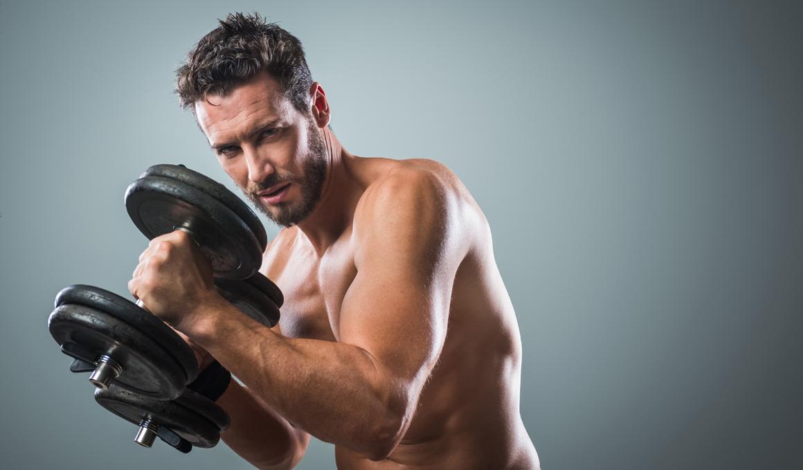 Construye en casa el gym que necesitas para ganar mucho músculo