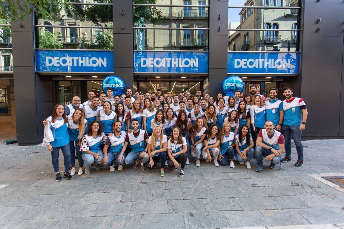 Decathlon abre en el centro de Sevilla