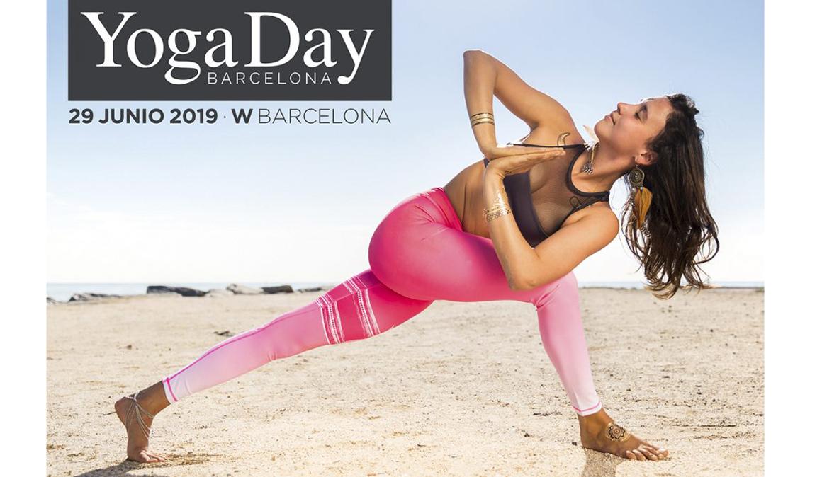 5ª edición de Yoga Day by DiR en Barcelona