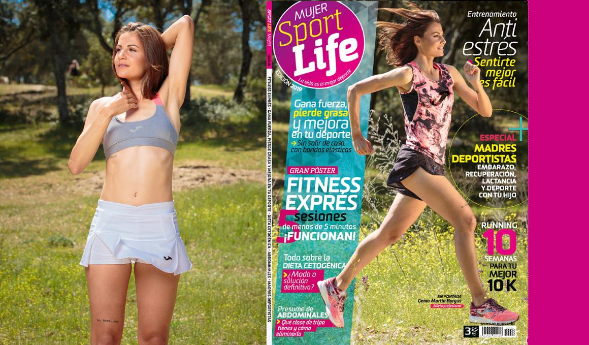 La revista Sport Life Mujer 2019 llega hoy a quiosco
