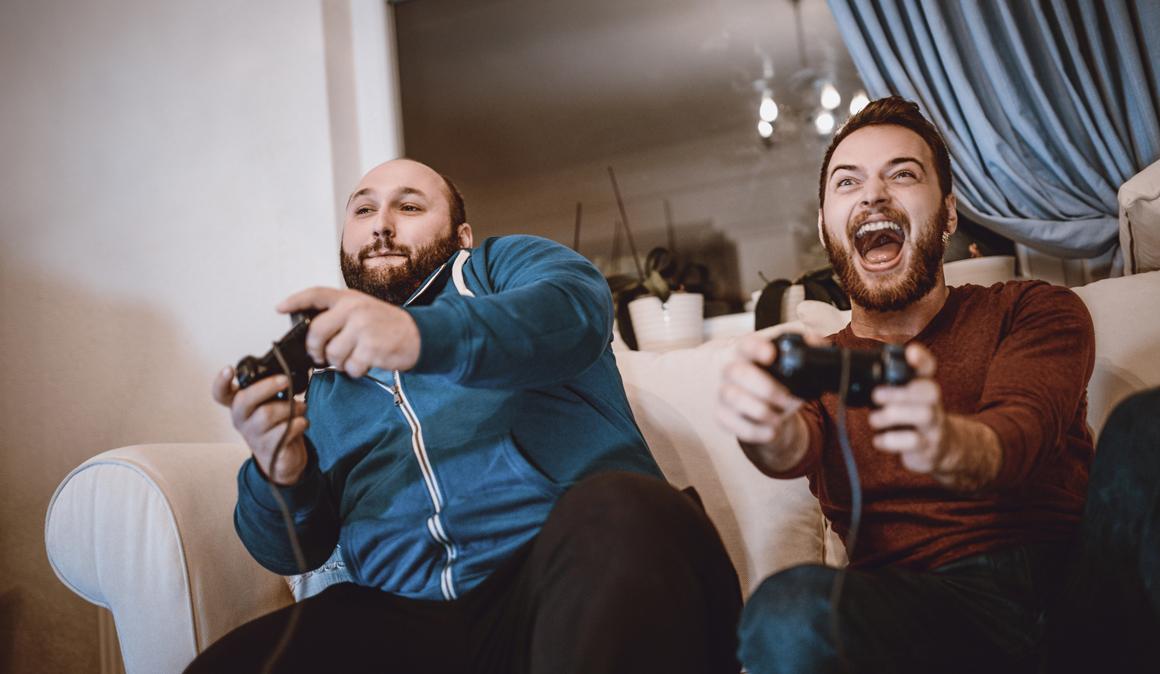 ¿Jugar a videojuegos provoca obesidad?