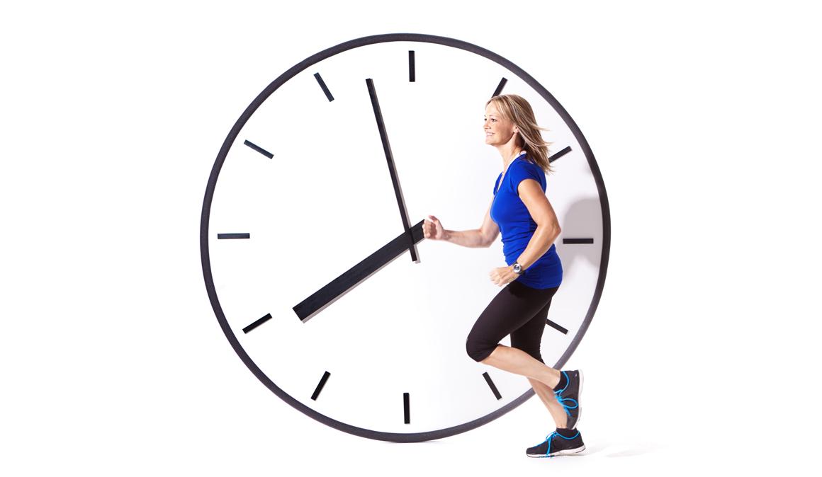 ¿Ejercicio por la mañana o por la noche? ¿A qué hora es mejor?