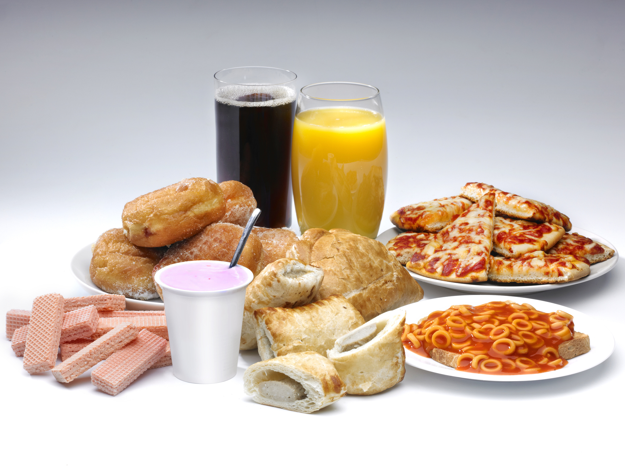 Los alimentos ultraprocesados son un peligro para la salud