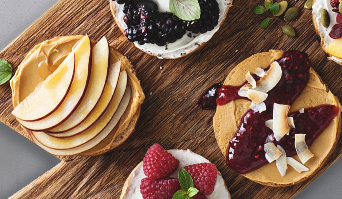 Comer de bocadillo: las mejores recetas con pan para deportistas
