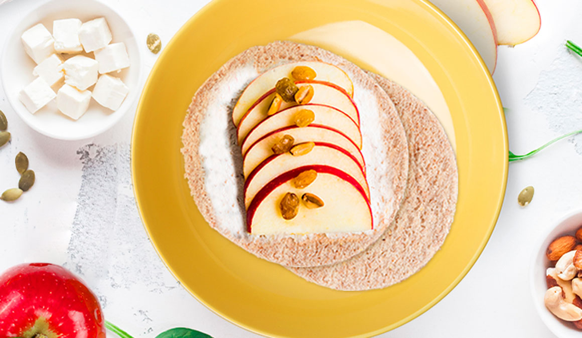 Comer de bocadillo: recetas con pan para deportistas