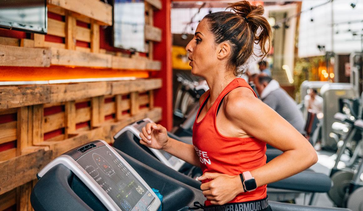 ¡Objetivo maratón! Así prepara Noemí de Miguel los 42 km para el #RetoSportLife