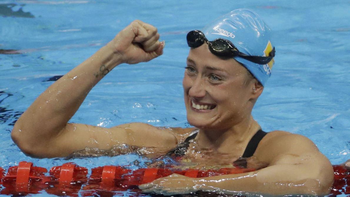 Los 3 consejos de Mireia Belmonte para mejorar tu natación