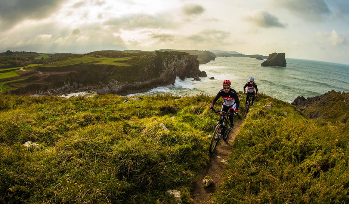 ¿Te atreves a hacer el Camino del Norte en mountain bike?