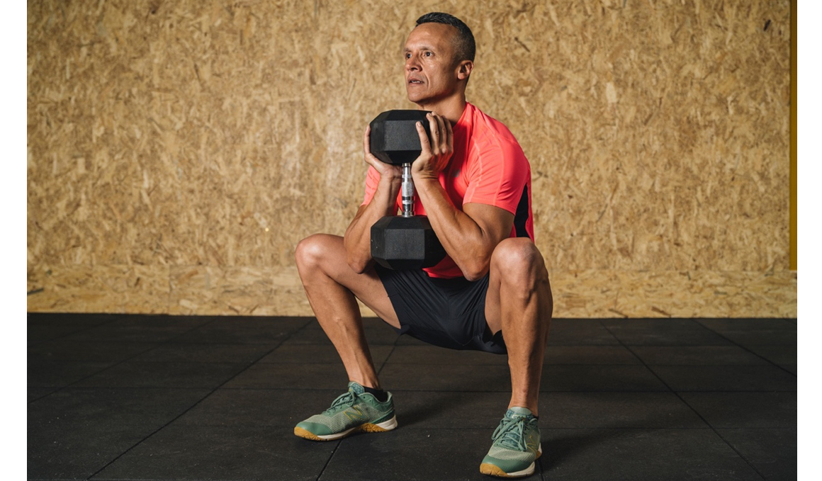 ¿Te apuntas al reto del squat goblet?
