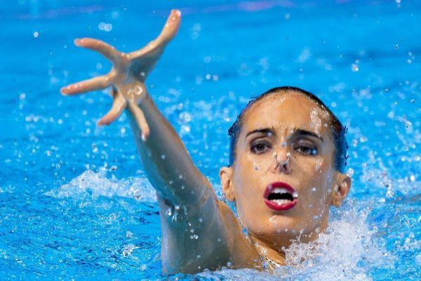 Ona Carbonell, plata en el Mundial de natación inspirada por Mandela
