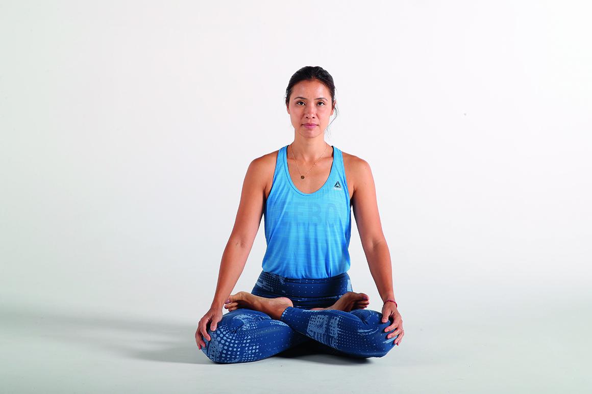 Yoga para abrir las caderas