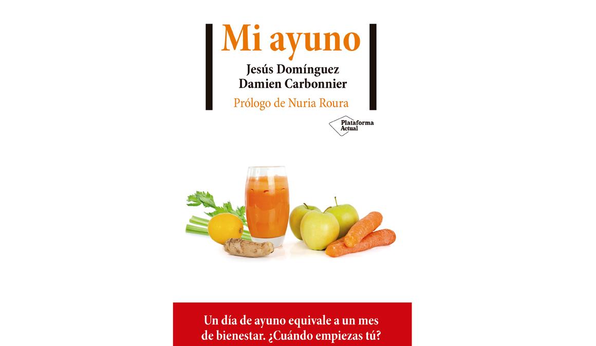 Libro MiAyuno, una guía completa sobre el ayuno y sus beneficios