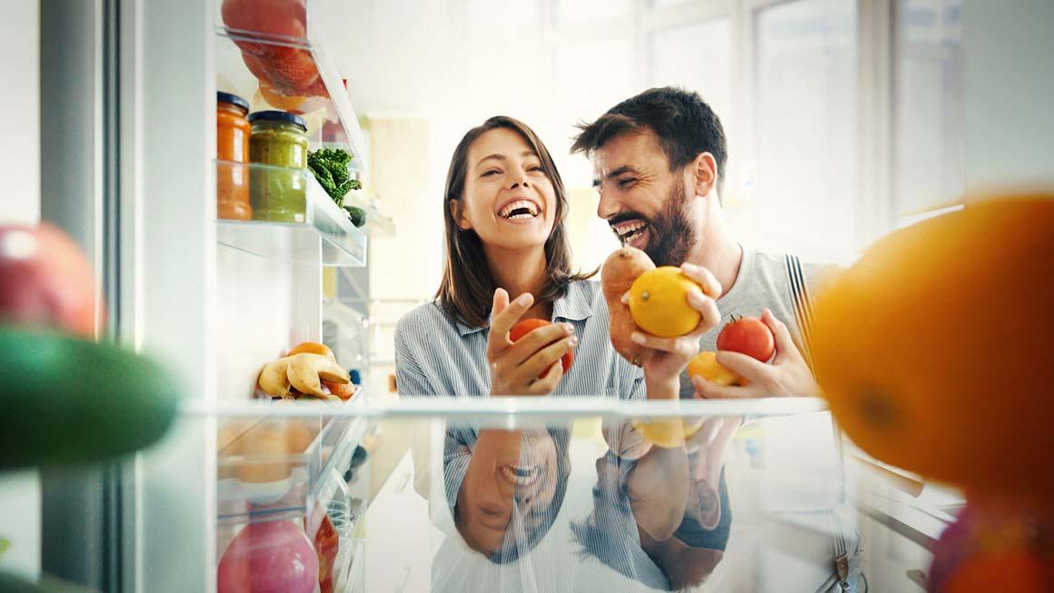 ¿Qué es mejor comer y qué no comer?