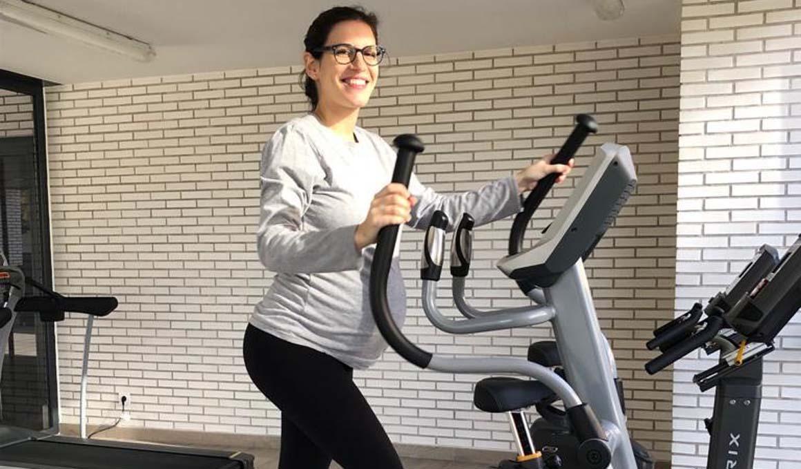 Mujer,  entrena según las necesidades de tu cuerpo