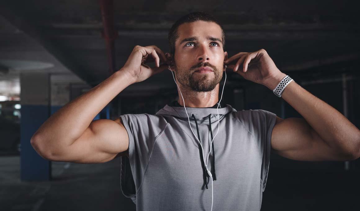 Demostrado, la música te ayuda a rendir más entrenando