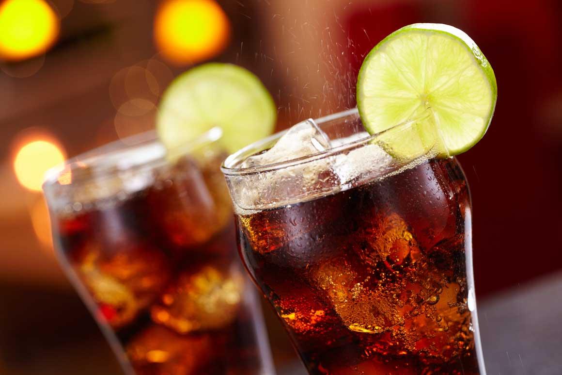 ¡La receta de la Coca Cola!