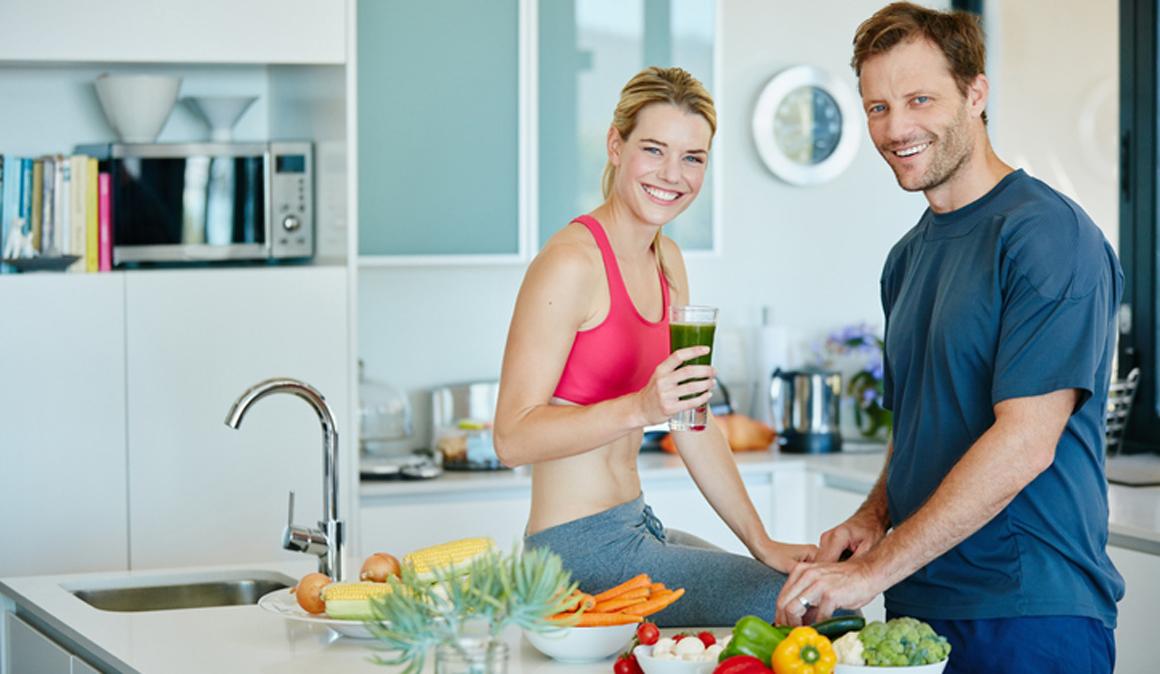 ¿Comer más para perder peso?