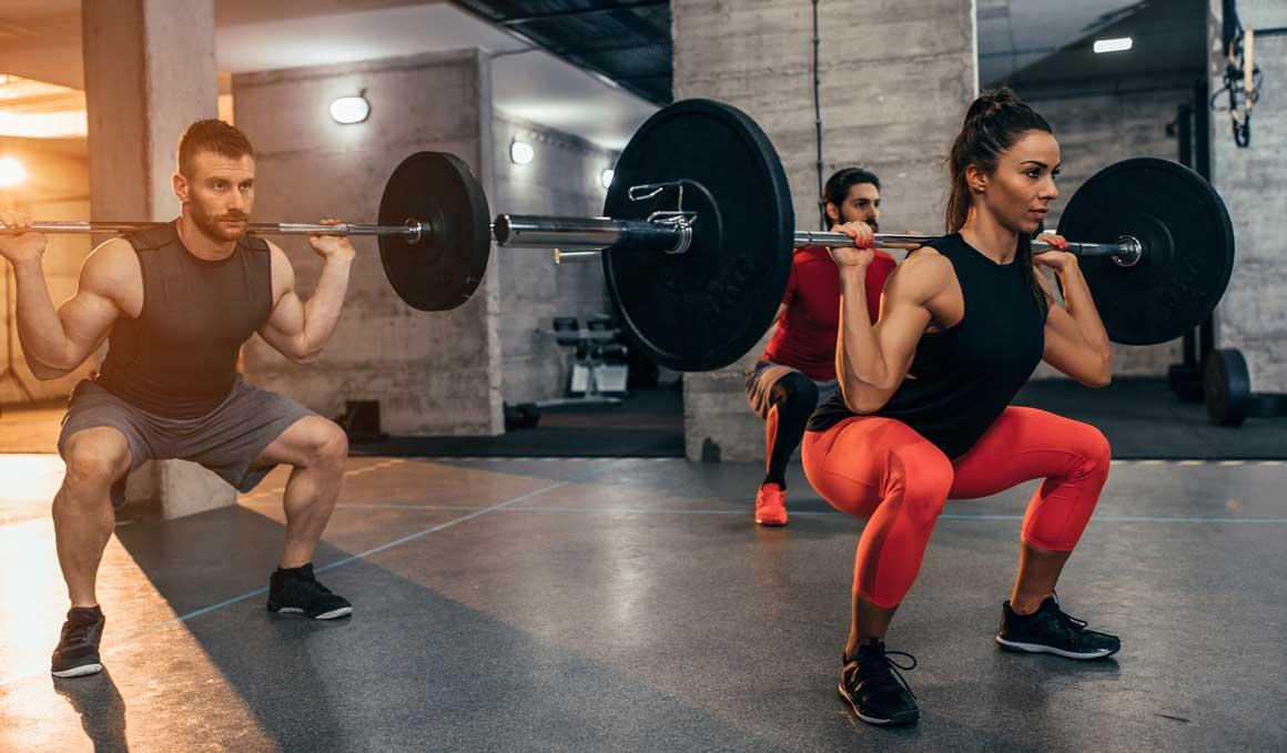 ¿Puede el trabajo de fuerza reducir tu resistencia?