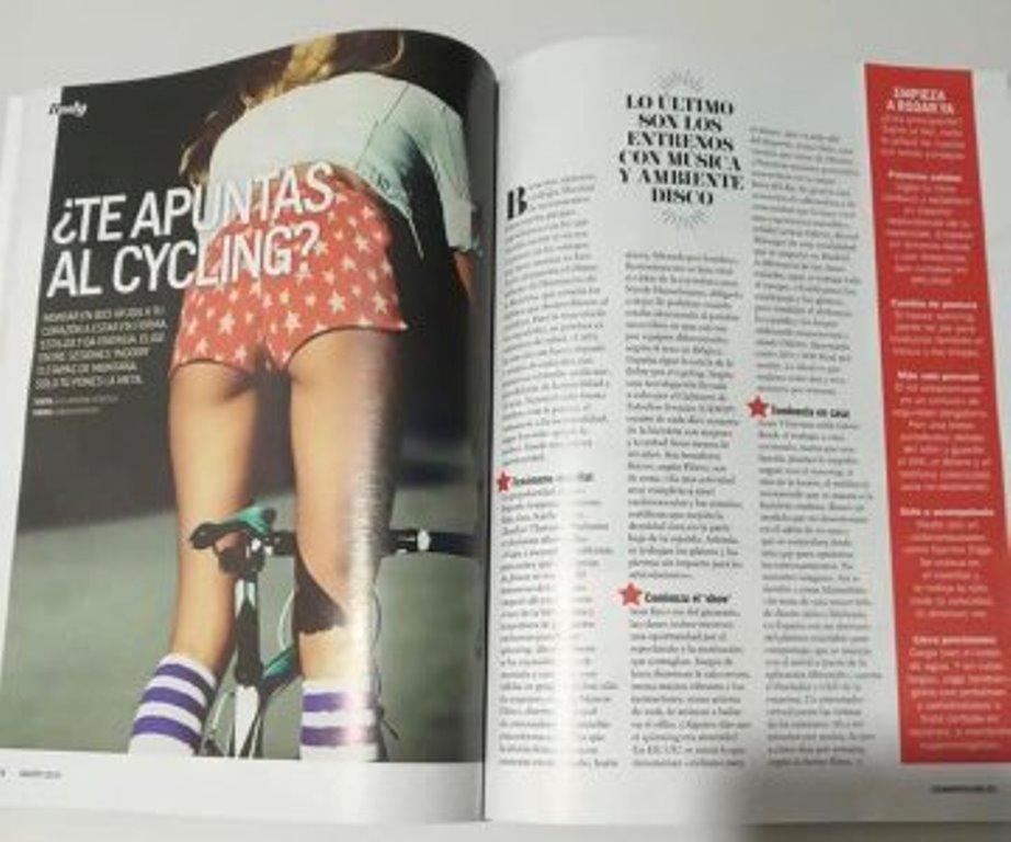 ¿Y todavía pensamos que esto es el ciclismo femenino?