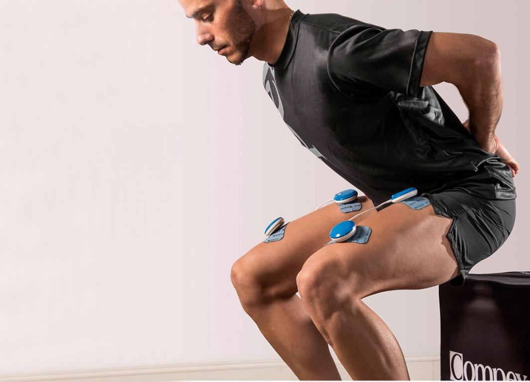 El electroestimulador que analiza tus músculos