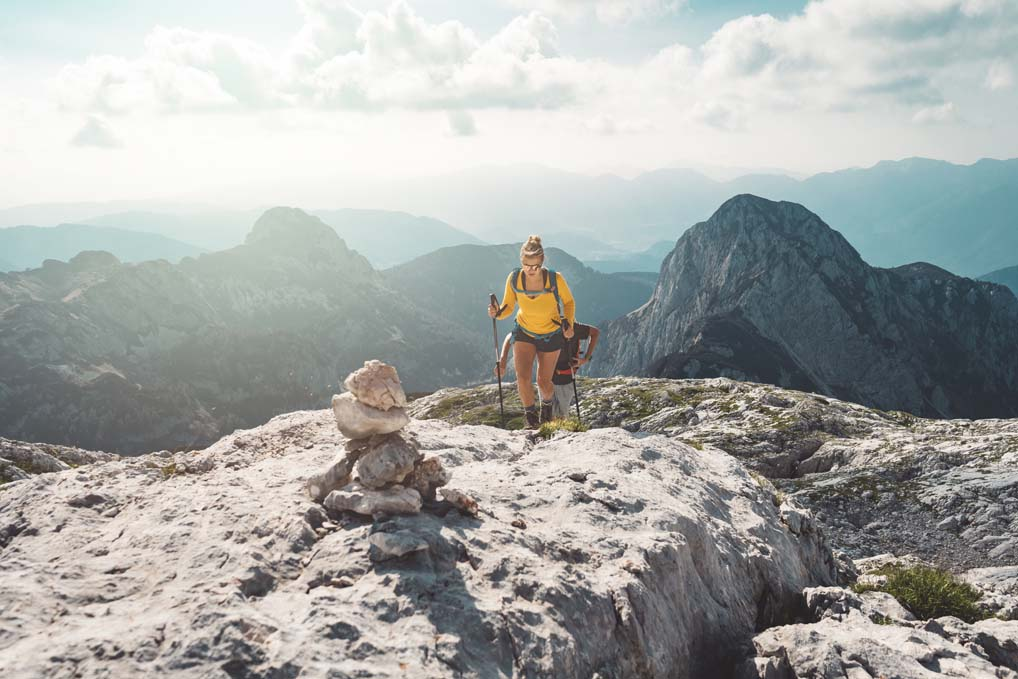 Vacaciones en la montaña, aprende a planificarlas y evita riesgos