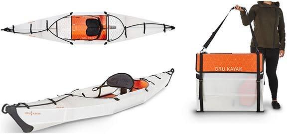 El kayak que cabe sin problemas en tu maletero