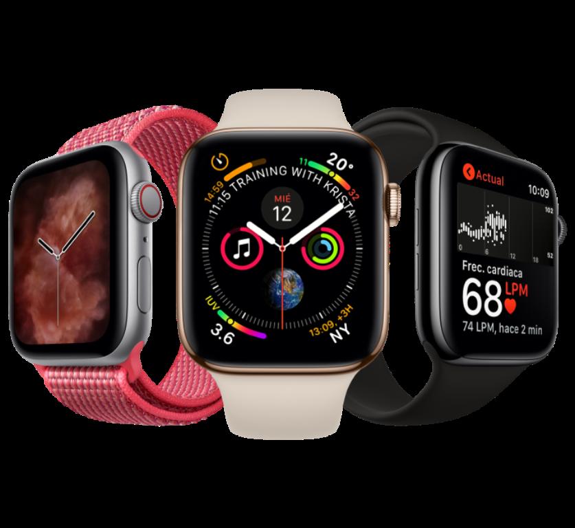 ¿Apple Watch para nadadores?