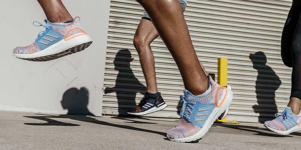 Siente tus pies, siente el Boost con las nuevas Ultraboost 19